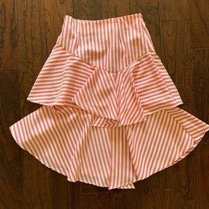 Skirts - Striped Skirt
